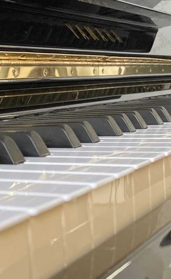 Yamaha piano | Pianodocente Marie-Astrid Vermaas in Den Bosch | The Piano Touch